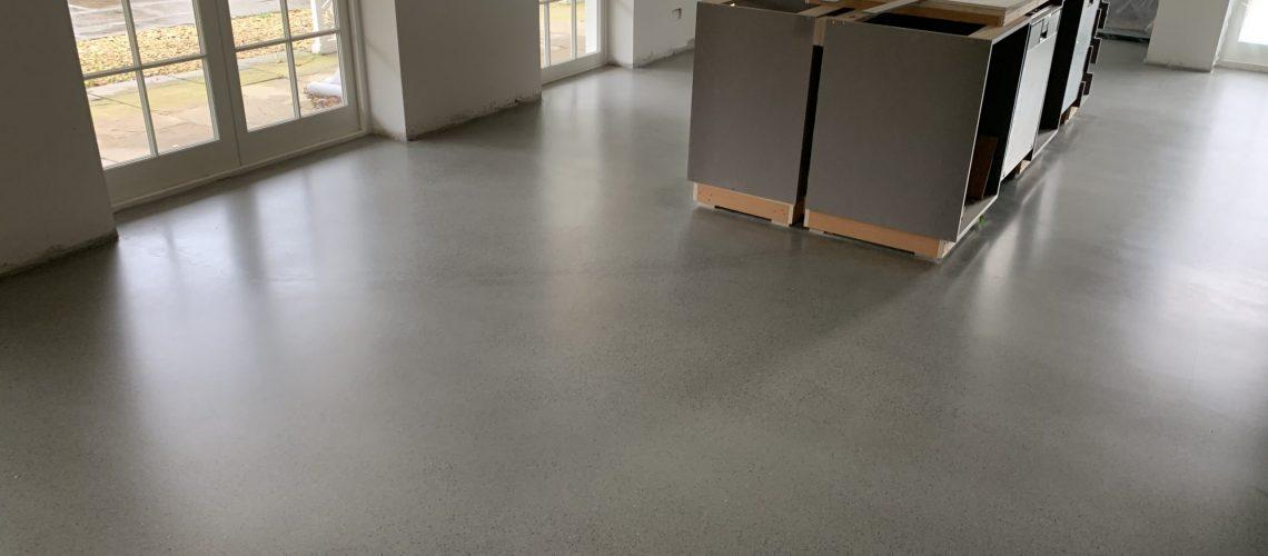 TRU-PC polished concrete